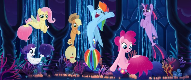 My Little Pony: The Movie still