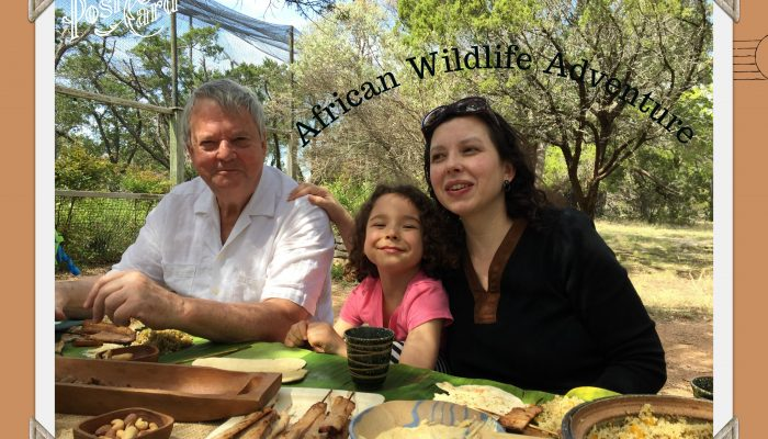 African Wildlife Adventure at Fossil Rim in Glen Rose, Texas