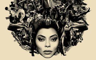 Proud Mary movie poster starring Taraji P. Henson