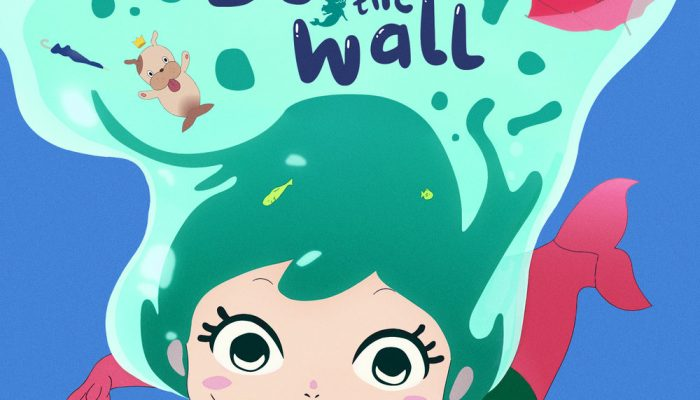 Lu Over the Wall is a new Japanese anime movie featuring a mermaid from GKIDS.