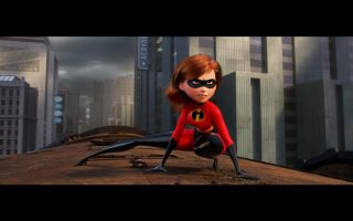 Elastigirl from Incredibles 2: Moms really are superheroes!