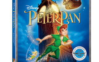 Peter Pan Blue Ray Signature Collection Edition