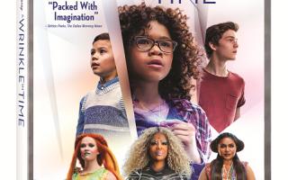 Wrinkle in Time Blu-Ray