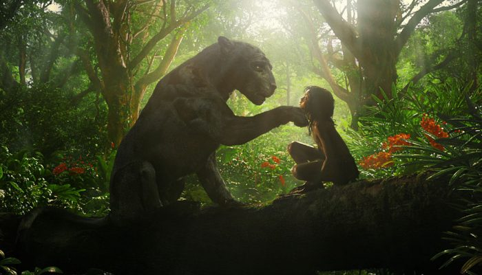 Mowgli on Netflix features Christian Bale as the panther Bagheera and Rohan Chand as Mowgli. (Photo: Netflix)