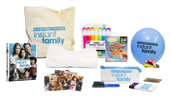 Instant Family activity kit