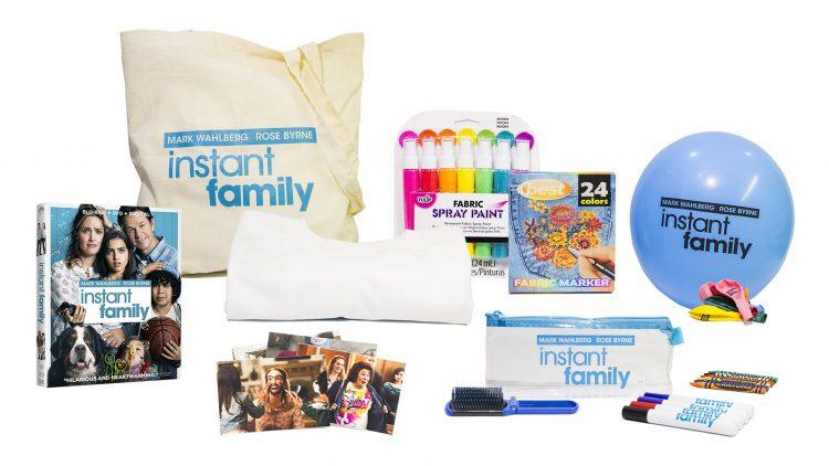 Instant Family activity kit