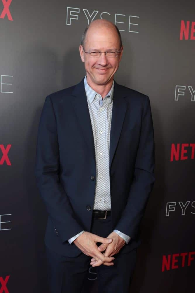 Mike Royce, series creator and executive producer of One Day at a Time on Netflix