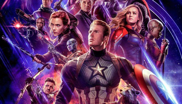Marvel Avengers Endgame movie poster