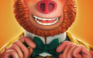 Missing Link movie poster, a 2019 release from Laika Studios
