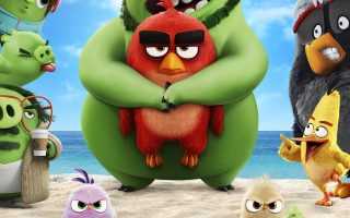 The Angry Birds 2 movie poster