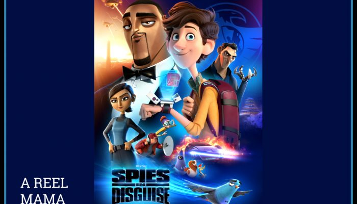 Spies in Disguise review by Reel Mama