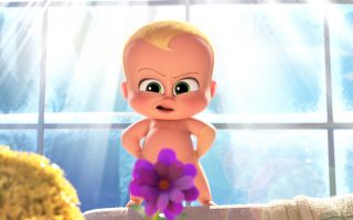 The Boss Baby/Ted Templeton (Alec Baldwin) in DreamWorks Animation's The Boss Baby: Family Business, directed by Tom McGrath.