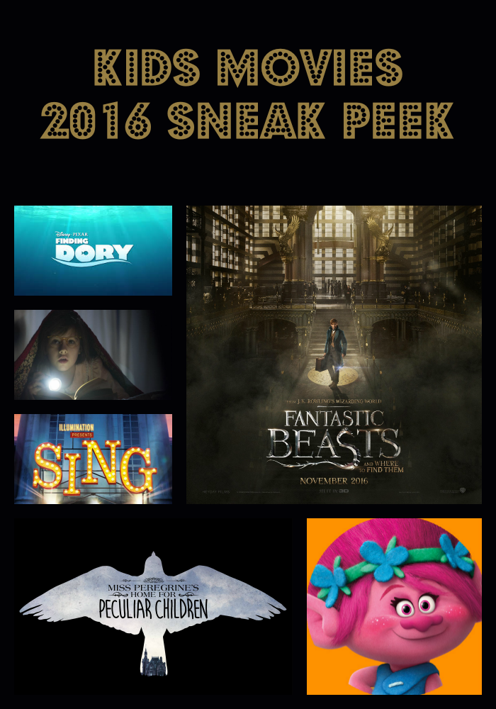 Movies For Kids February